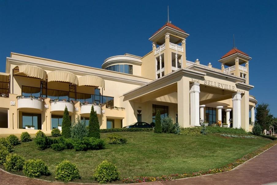 Hotel Belleville (fotografie 3)