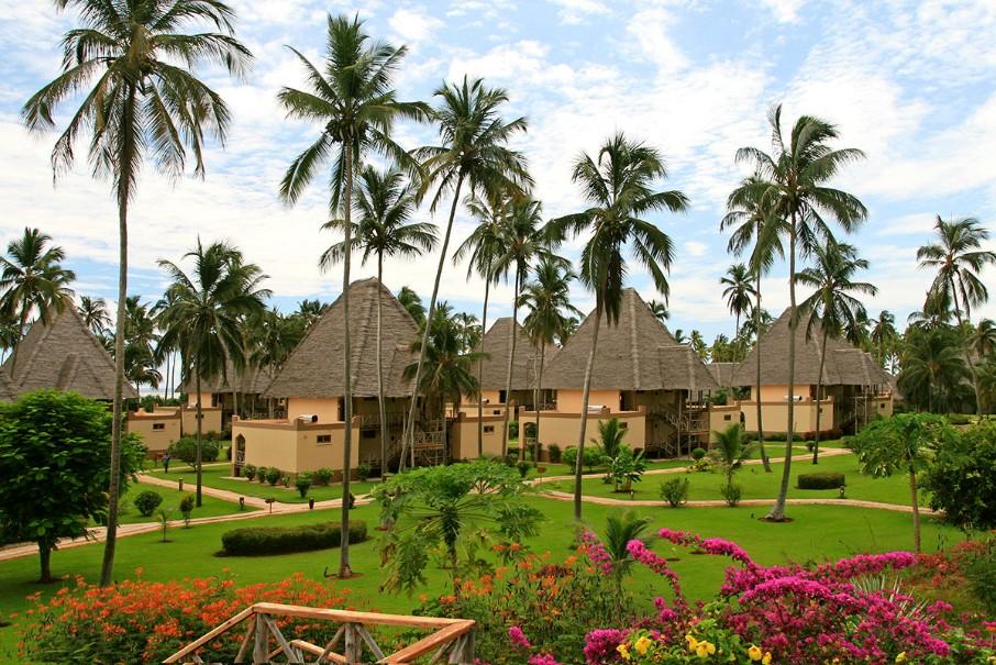 Hotelový komplex Neptune Pwani Beach Resort & Spa (fotografie 9)
