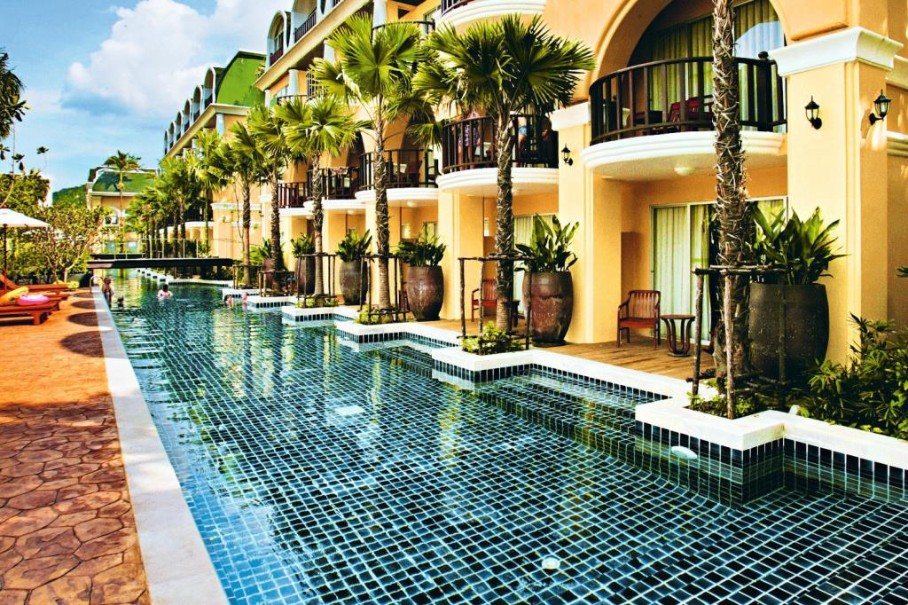 Hotel Phuket Graceland Resort & Spa (fotografie 10)
