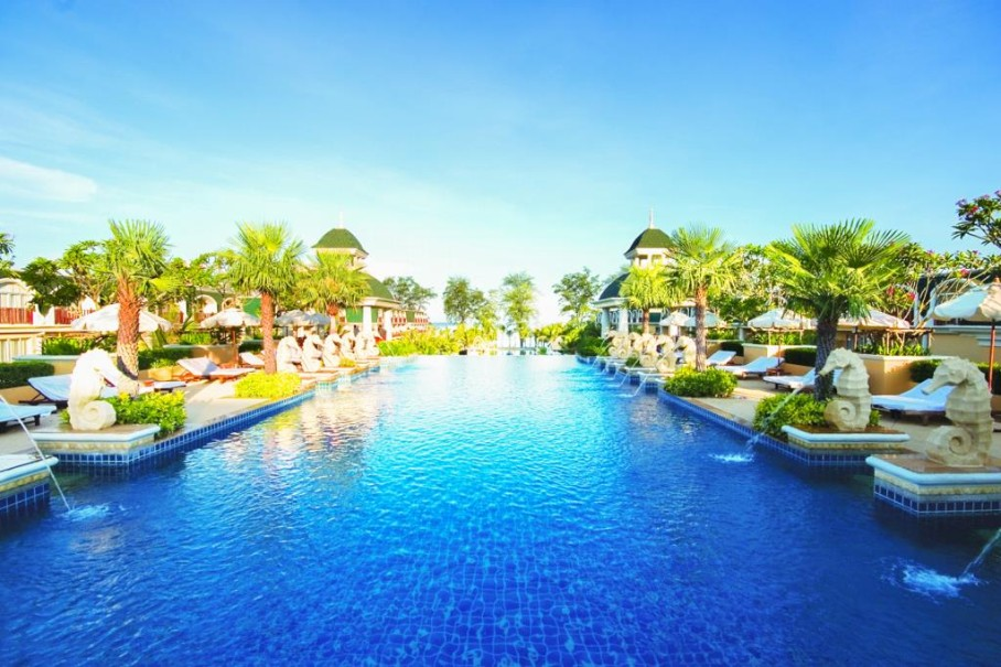 Hotel Phuket Graceland Resort & Spa (fotografie 37)