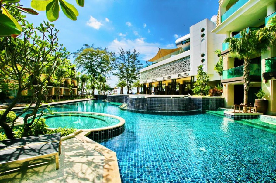 Hotel Phuket Graceland Resort & Spa (fotografie 39)