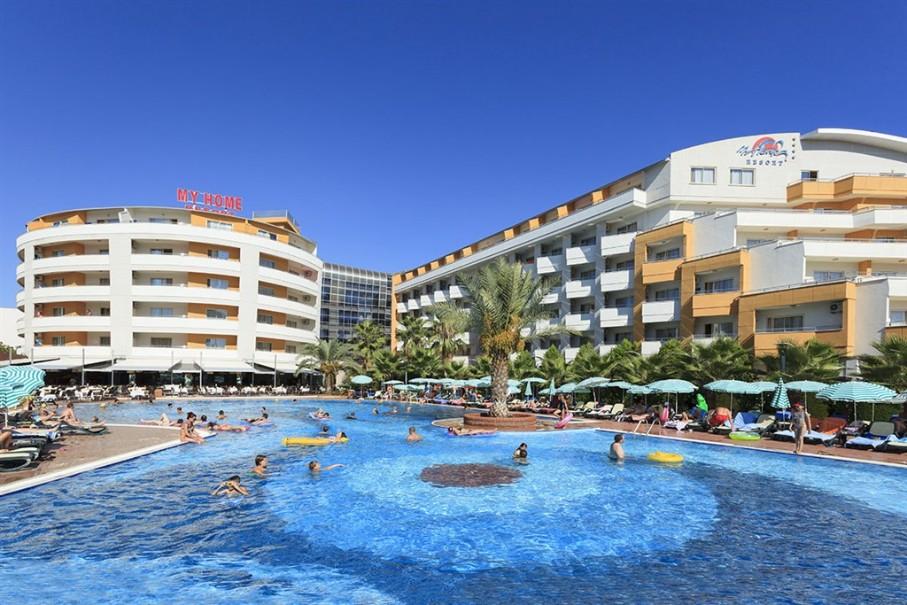 Hotel My Home Resort (fotografie 1)