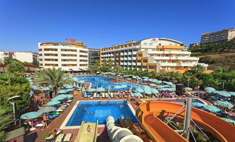 Hotel My Home Resort (fotografie 8)