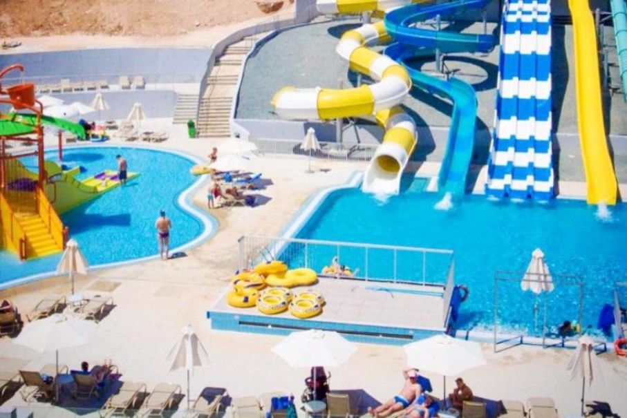 Hotel Narcissos Water Park Resort (fotografie 15)