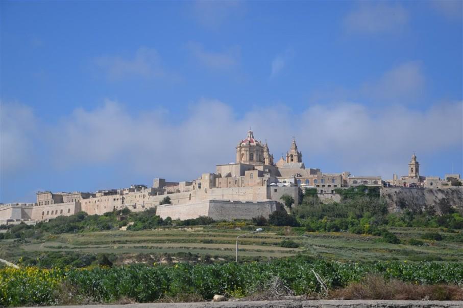 Ostrovy Malta a Gozo (fotografie 2)