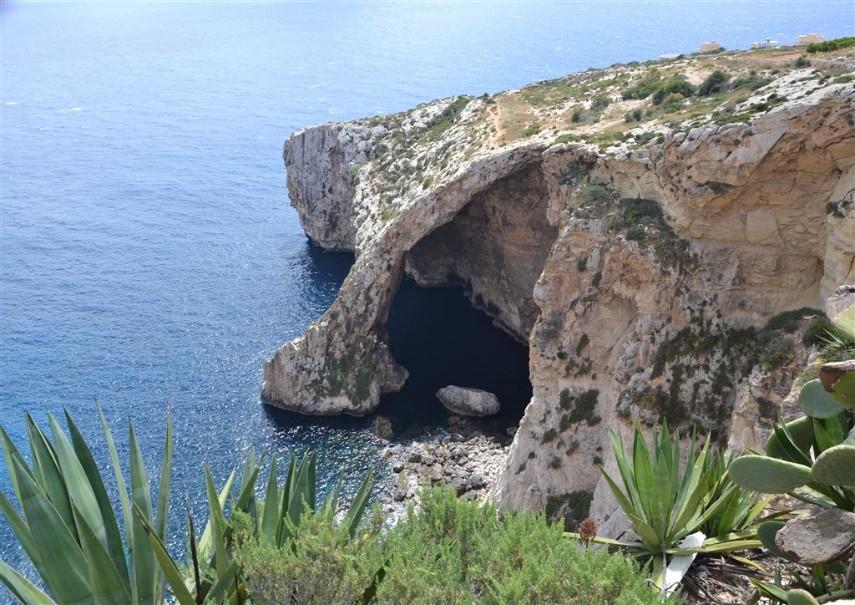 Ostrovy Malta a Gozo (fotografie 1)