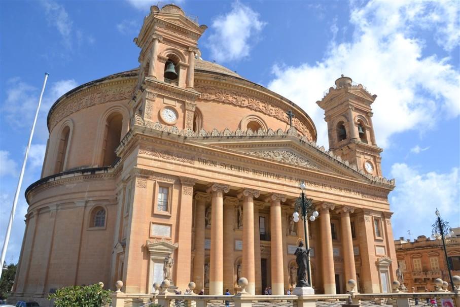 Ostrovy Malta a Gozo (fotografie 7)