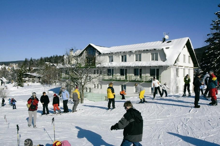 Hotel Harrachov Inn (fotografie 1)