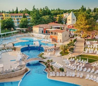 Hotel Residence Garden Istra Plava Laguna