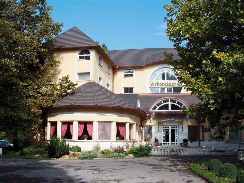 Hotel Arboretum (fotografie 1)