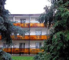 Apt. dům Fasor