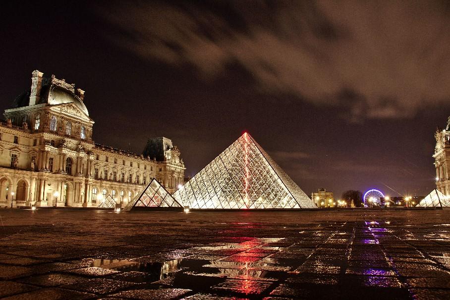 Na skok do Paříže (fotografie 1)