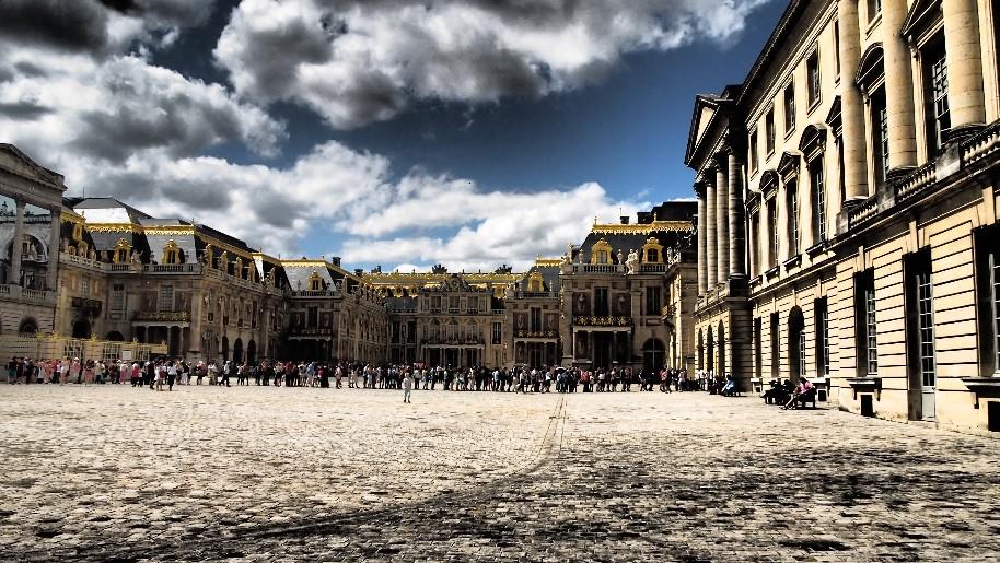 Silvestr v Paríži, Versailles a Fontainebleau - vítáme rok 2020 pod Eiffelkou (fotografie 4)