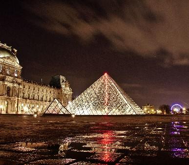Na skok do Paříže = nejllevněji do Paříže