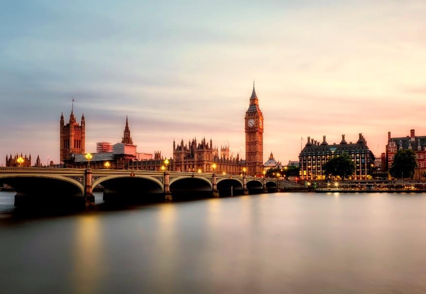 Silvestr v Londýně (fotografie 3)