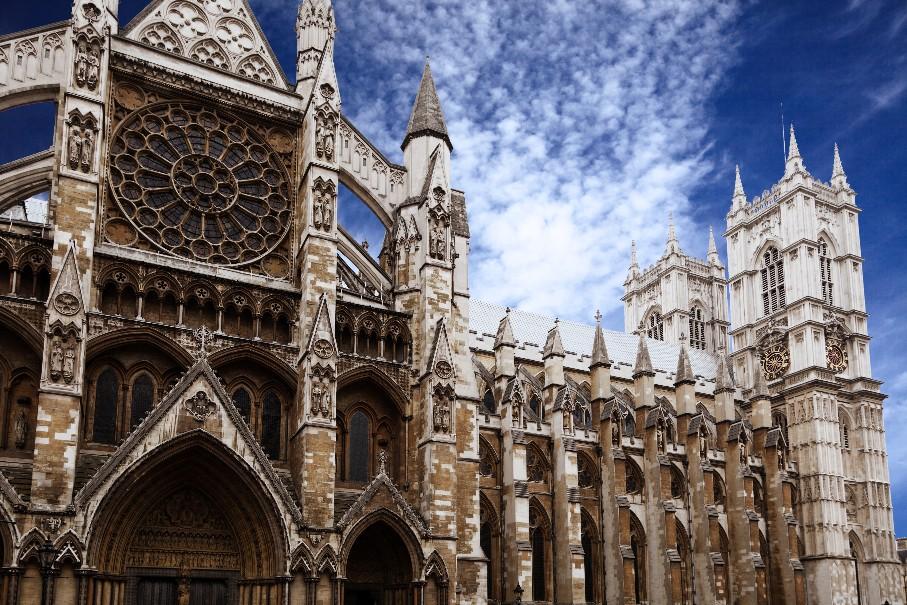Silvestr v Londýně (fotografie 1)
