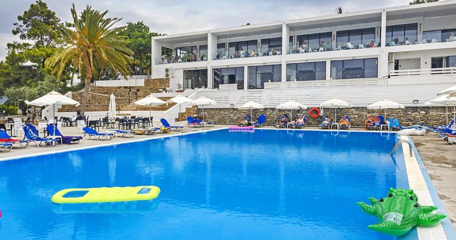 Hotel Ellia (fotografie 1)