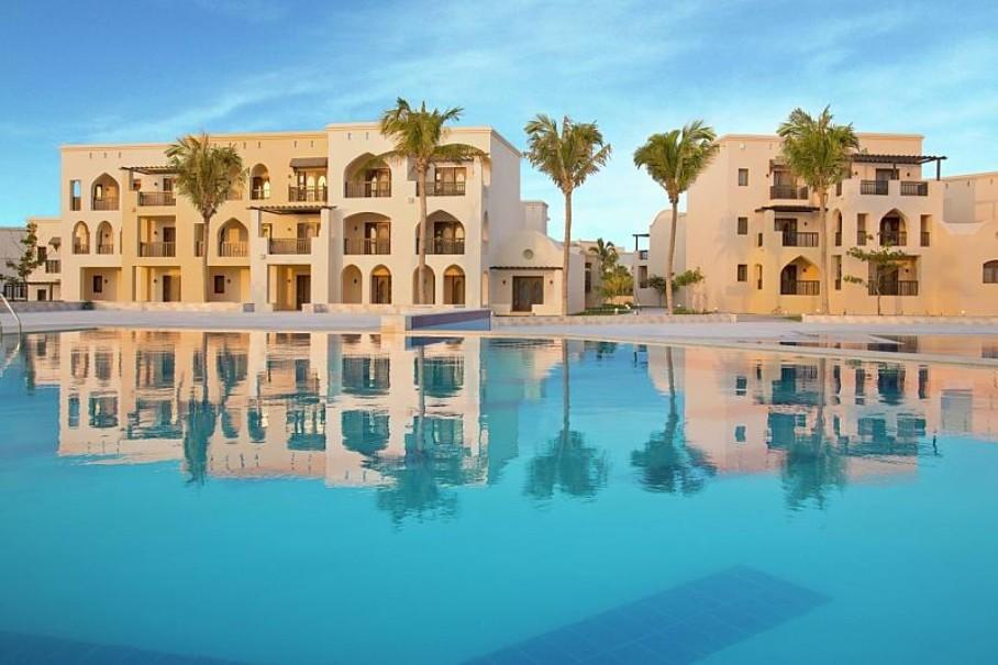 Hotel Rotana Salalah Resort (fotografie 1)