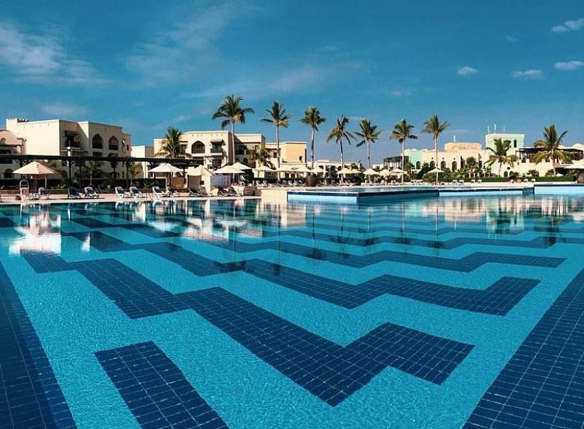 Hotel Rotana Salalah Resort (fotografie 4)
