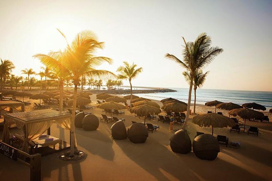 Hotel Rotana Salalah Resort (fotografie 6)