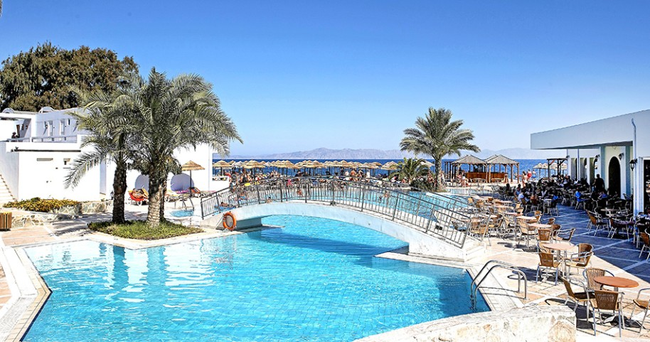 Hotel Avra Beach Resort Hotel & Bungalows (fotografie 1)