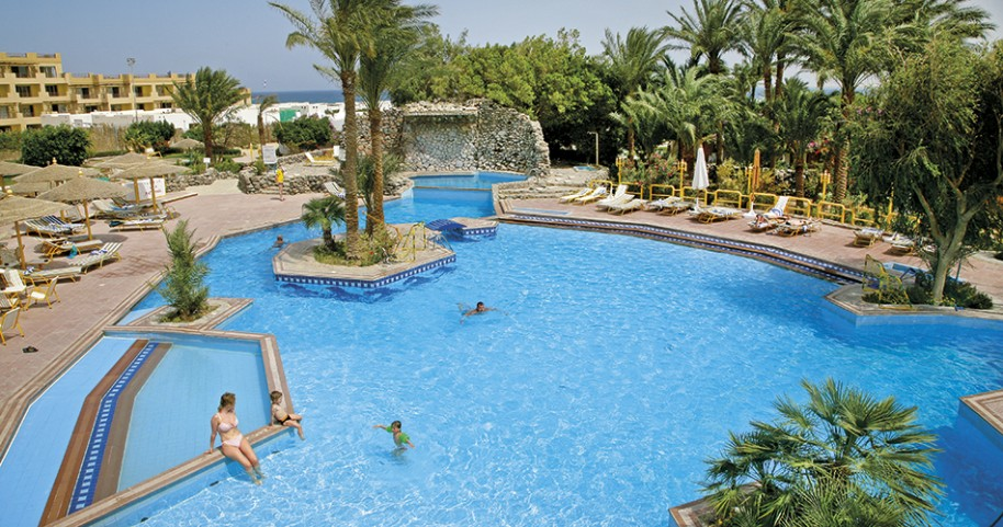 Hotel Shams Safaga (fotografie 1)