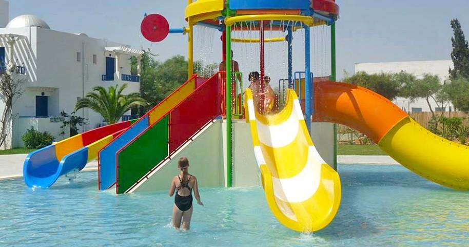 Hotel Club Salammbo Hammamet & Aquapark (fotografie 2)
