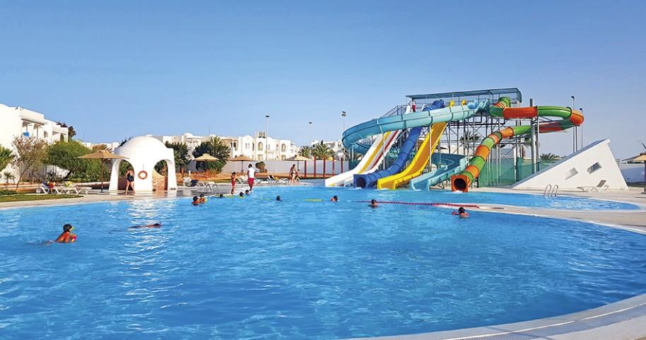 Magic Hotel Iliade & Aquapark (fotografie 4)