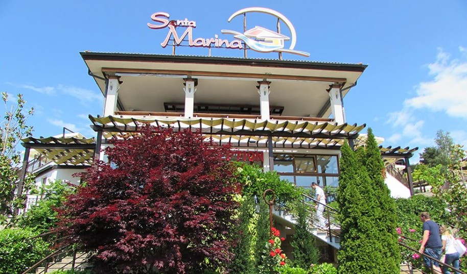 Hotel Santa Marina Holiday Village (fotografie 2)