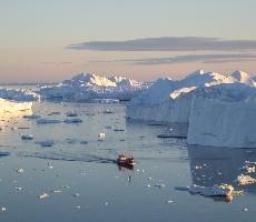 Grónsko - zlatý trojúhelník