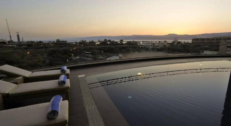Doubletree By Hilton Hotel Aqaba (fotografie 3)