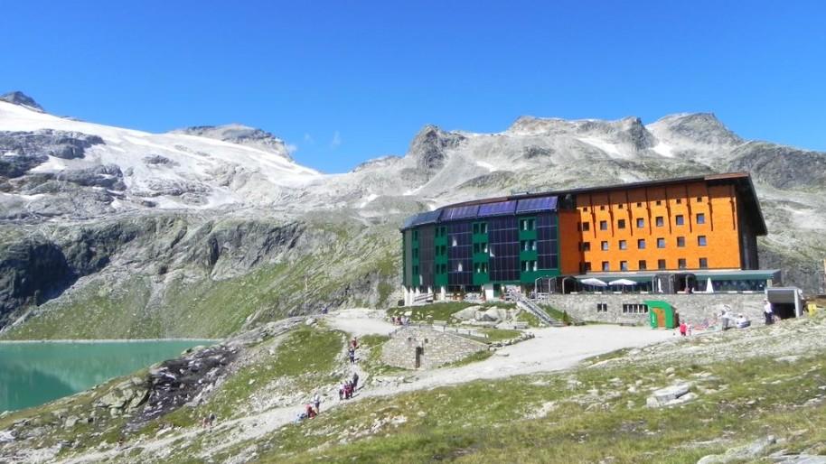 Berghotel Rudolfshütte (fotografie 3)