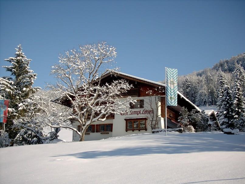 Hotel a Chalets Lampllehen (fotografie 1)