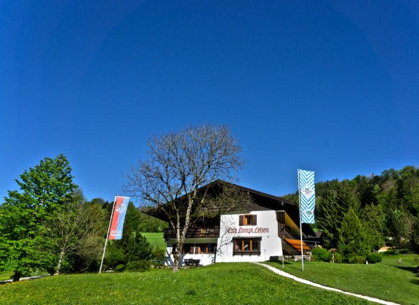 Hotel a Chalets Lampllehen (fotografie 2)