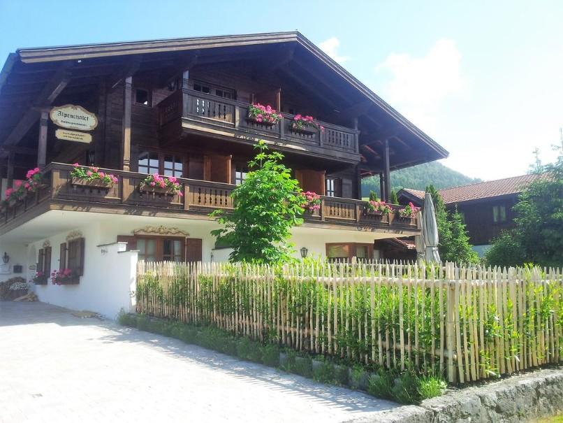 Alpenchalet Reit Im Winkl (fotografie 2)