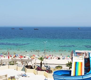 Hotel Sousse City & Beach (Ex Karawan)