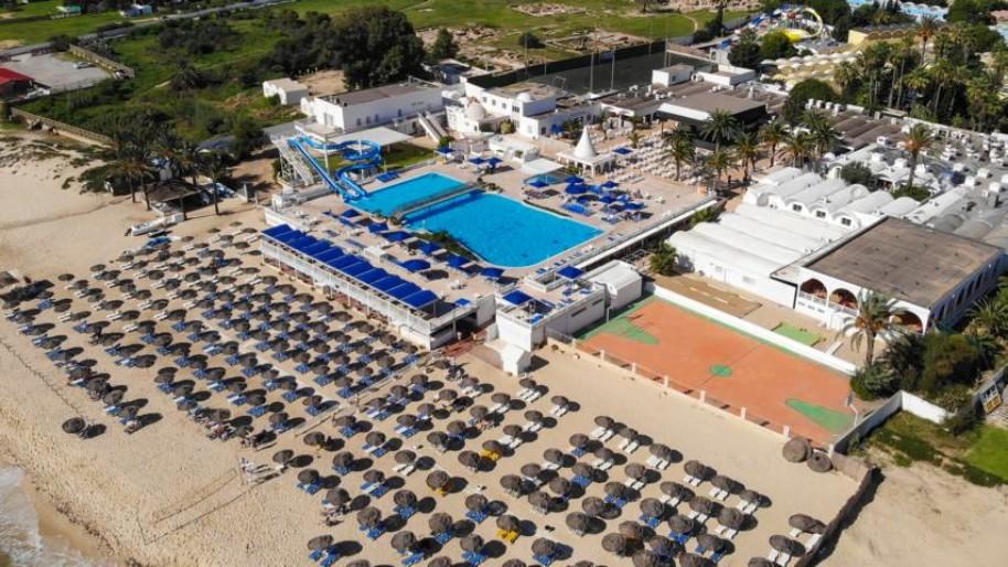 Hotel Samira Club & Aquapark (fotografie 1)