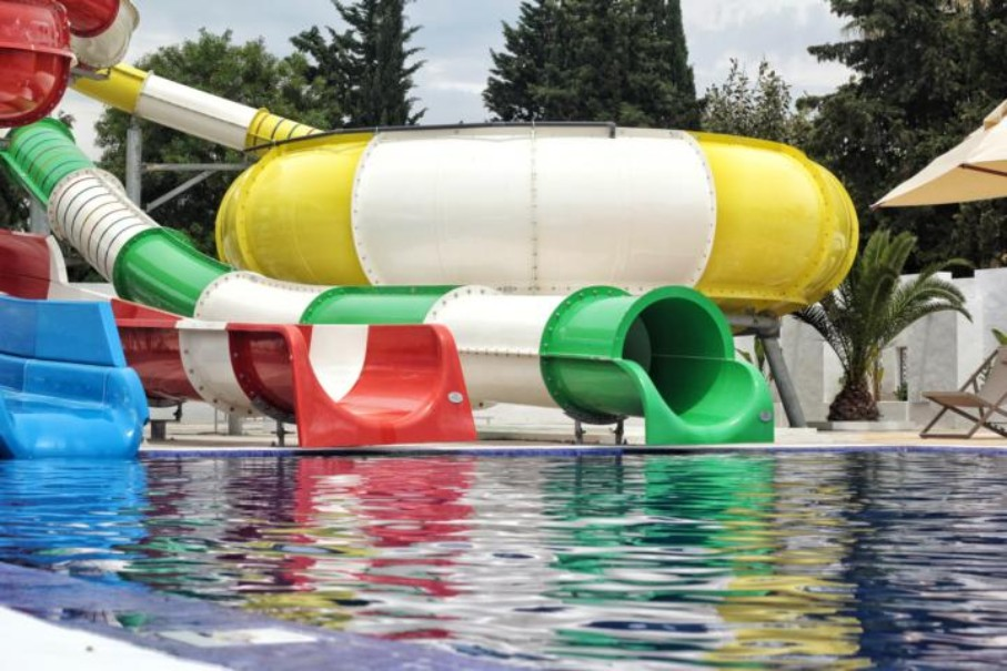 Hotel Samira Club & Aquapark (fotografie 17)