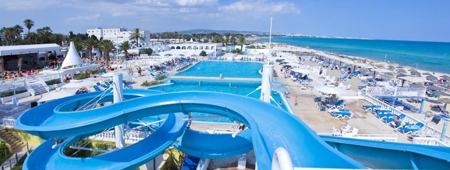 Hotel Samira Club & Aquapark (fotografie 18)