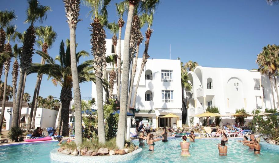 Hotel Nesrine (fotografie 12)