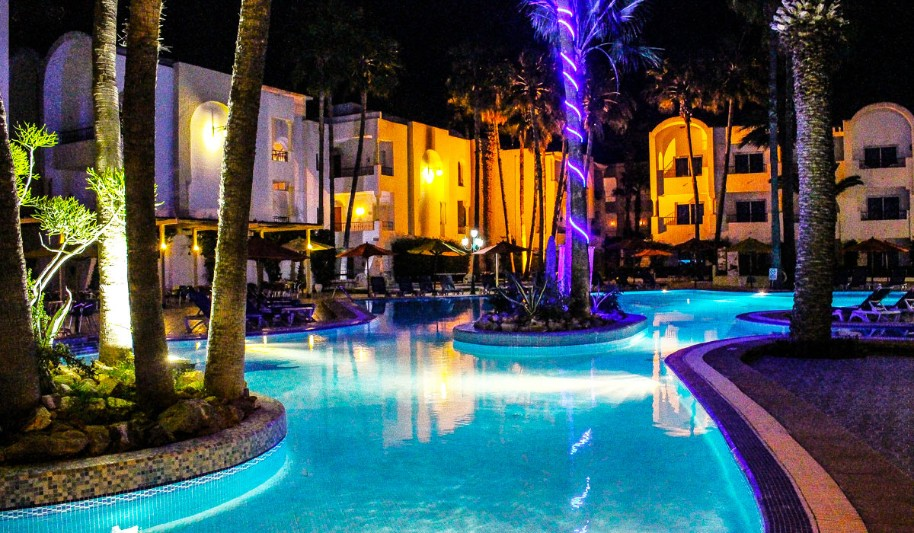 Hotel Nesrine (fotografie 16)