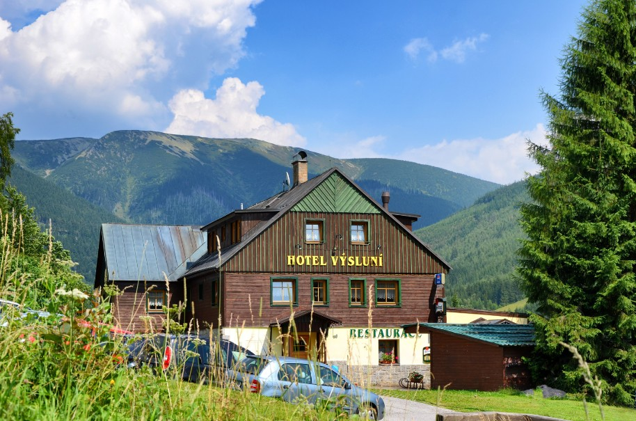 Hotel Výsluní (fotografie 1)