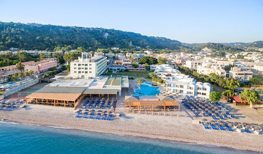 Hotel Avra Beach Resort (fotografie 2)