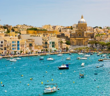 Ostrov Malta a výlet na ostrov Gozo