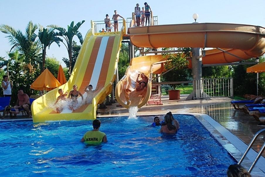 Hotel Caretta Beach (fotografie 12)