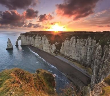 Francie - Normandie