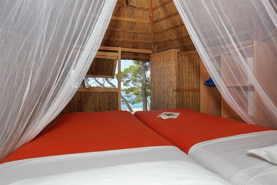 Bungalovy Resort Pine Beach Pakoštane (fotografie 6)