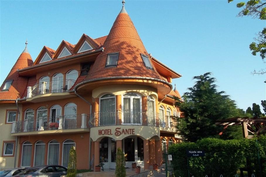 Hotel Sante (fotografie 1)