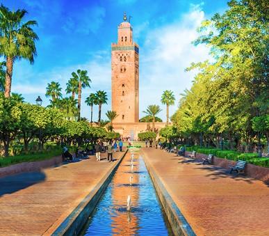 Velký okruh Marokem