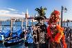 Za světoznámým karnevalem masek a návštěvou Benátek (fotografie 18)
